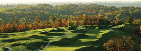 pete dye best golf courses course description french lick resort