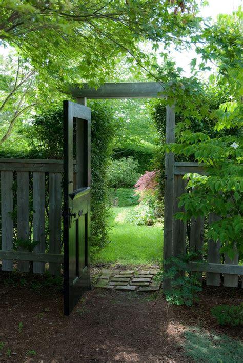 Garden Gate Landscaping by Gate Design Ideas Landscape Mediterranean With Wrought