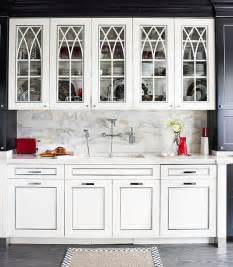 Kitchen Cabinet With Glass Door distinctive kitchen cabinets with glass front doors traditional home