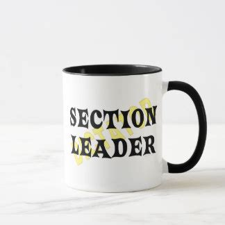 section leader band leader coffee travel mugs zazzle