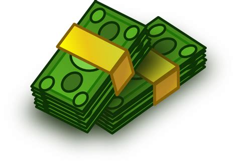 money clipart stacks of money clip at clker vector clip