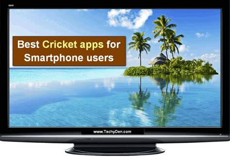 cricket app cricket apps useful cricket apps for smartphone users and