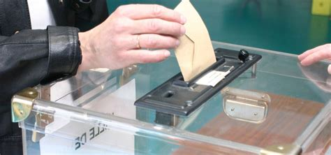 organisation d un bureau de vote fonctionnement d un bureau de vote comment voter