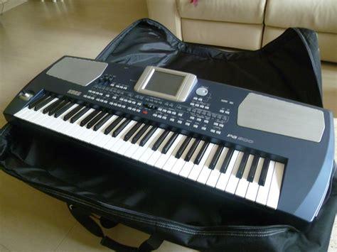 Adaptor Keyboard Korg Pa500 korg pa500 image 930737 audiofanzine