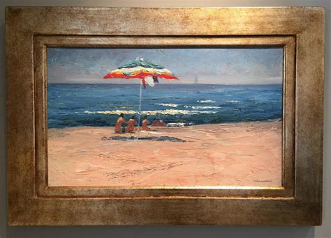bagno paradiso nelson h white bagno paradiso painting for sale at 1stdibs