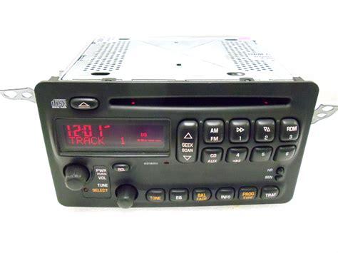 Toyota Radio 03 04 Toyota Matrix Radio Stereo Cd Player 86120 02330