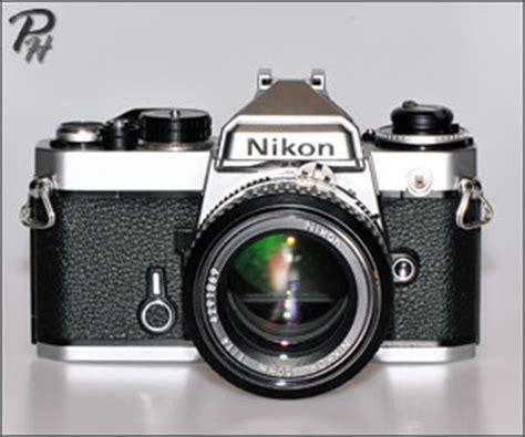 Nikon FE Review