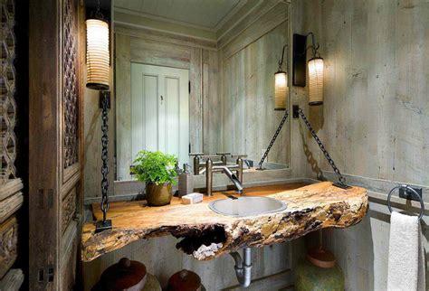 rustic western bathroom ideas home design decorating ideas