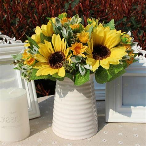 Tischdeko Mit Sonnenblumen by Tischdeko Mit Sonnenblumen 252 Ber 50 Sonnige Vorschl 228 Ge