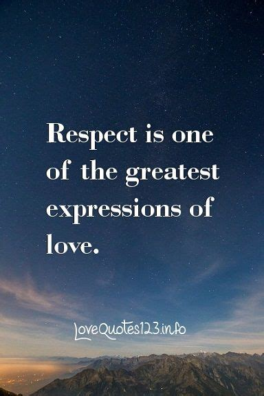 images of love respect respect is one of the greatest expressions of love