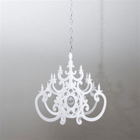 fancy chandeliers white fancy chandelier mobile