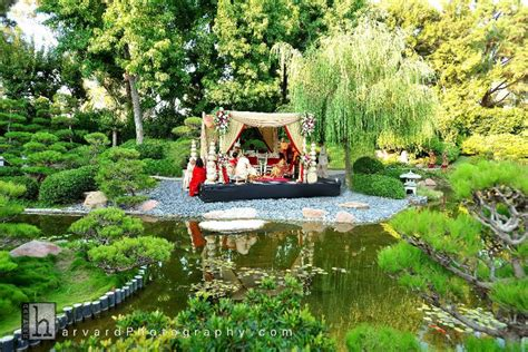 stunning wedding photo enchanted garden wedding venue