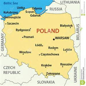 poland map vector map of poland illustration vector royalty free stock photography image 21665367