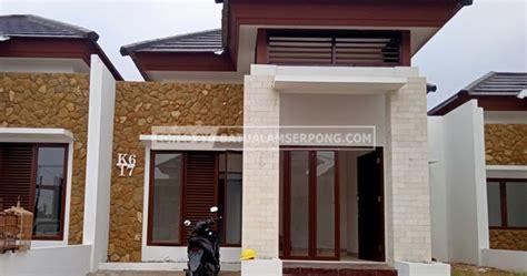 rumah elegant  dinding batu serai bali  paras