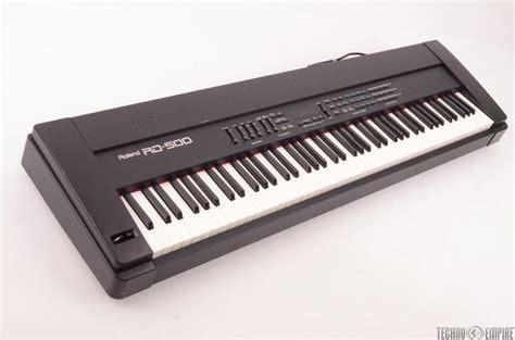Keyboard Roland Rd 500 roland rd 500 88 key weighted keyboard 27008 ebay