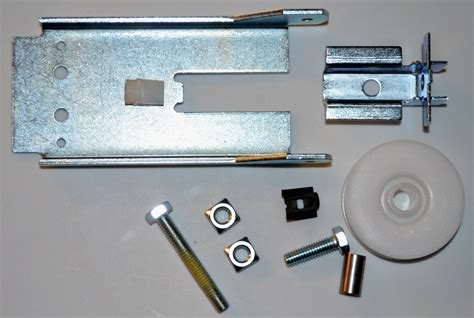 Genie Overhead Door Parts Genie Garage Door Opener T Rail Front Pulley Kit 26966d