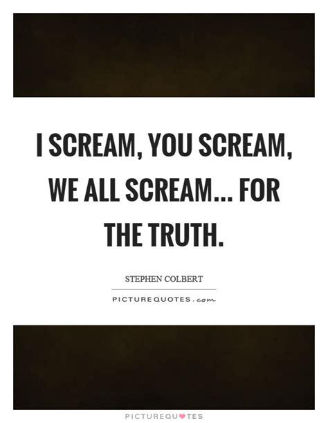 I Scream You Scream We All Scream For by I Scream You Scream We All Scream For The
