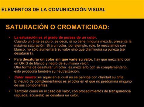 geswebs impacto en la comunicacin visual elementos de la comunicacion visual