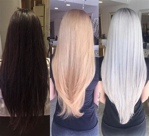 brown hair to blonde hair transformations 1328 best images about beauty beauty on pinterest
