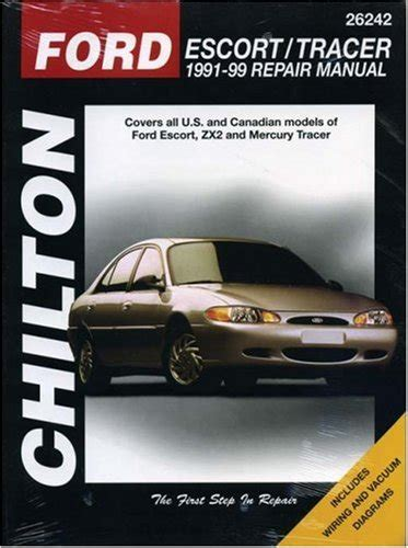 all car manuals free 1992 mercury tracer free book repair manuals top free books online ford escort tracer 1991 99 covers all u s and canadian models of ford