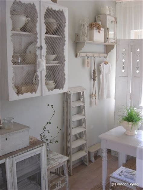 Putting It Together Cheap Chic by Gorgeous White Shabby Kitchens Shabby Chic