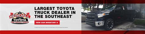 largest toyota dealer kendall toyota in miami fl new used cars serving