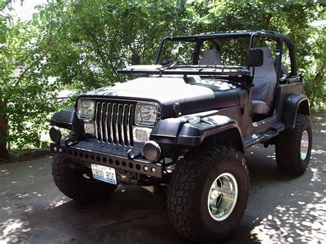 matte black jeep wrangler unlimited interior 8 best customer rides images on pinterest alloy wheel