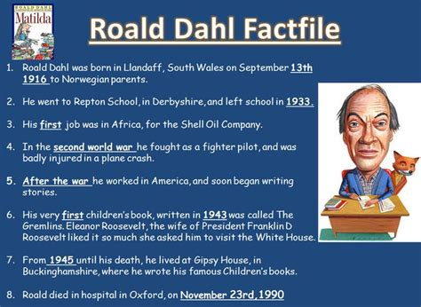 roald dahl biography for students 76 best images about primary roald dahl on pinterest