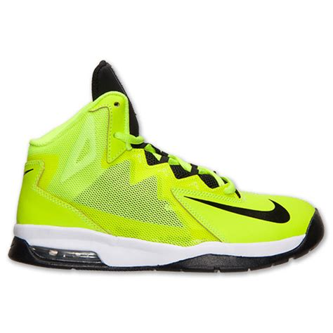 basketball shoes for boys nike boys nike air max stutter step 2 basketball shoes volt