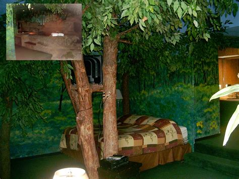forest themed bedroom forest themed room forest king sized bed nestled among