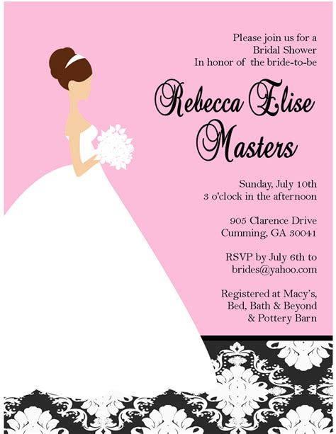 when should bridal shower invitations be mailed sweet paperie archive bridal showers