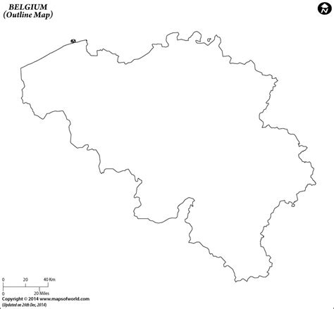 belgium map outline outline map of with cities
