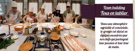 team building cuisine team building cuisine tous en tablier