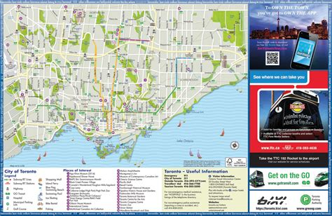 map of tourist attractions maps update 21051488 tourist attractions map in toronto