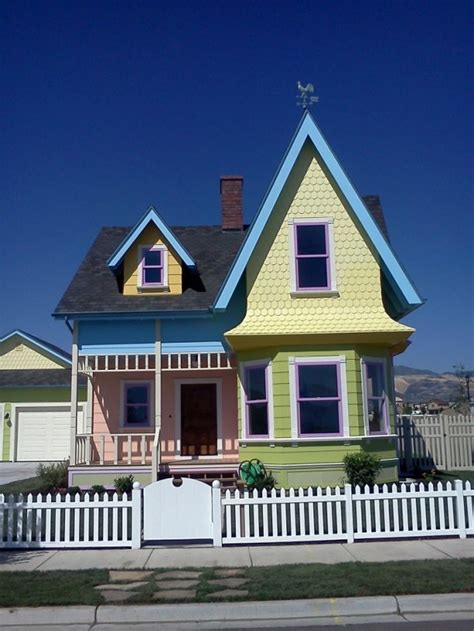 up movie house a real quot up quot movie house built in utah hooked on houses