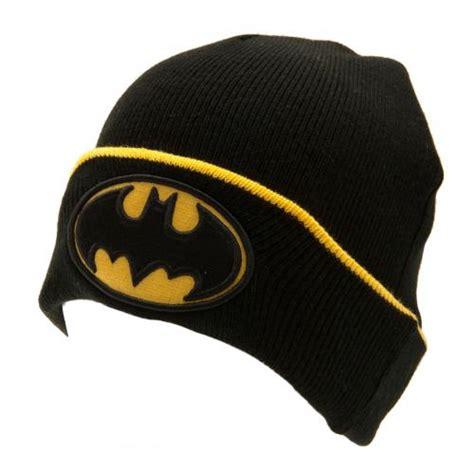 knitted batman hat batman caps official merchandise 2016 17