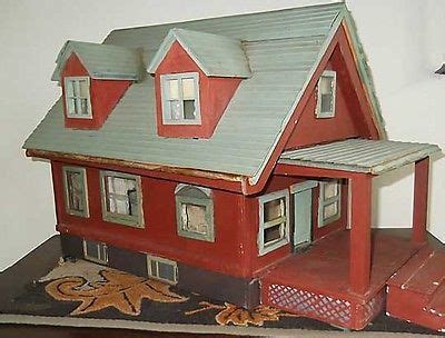 Handmade Dollhouse For Sale - 25 best ideas about doll houses for sale on