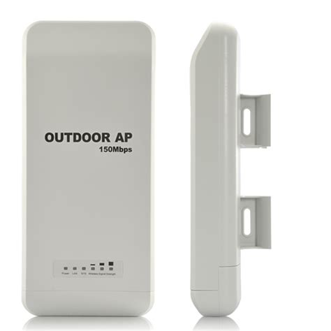 best outdoor access point weatherproof 150mbps wireless outdoor access point with