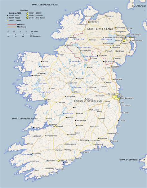 printable road maps ireland on st patrick s day dinner anne s awesome adventures