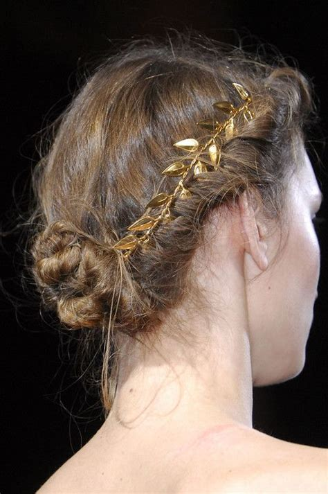 gold hair for braids gold hair accessory with braid hair