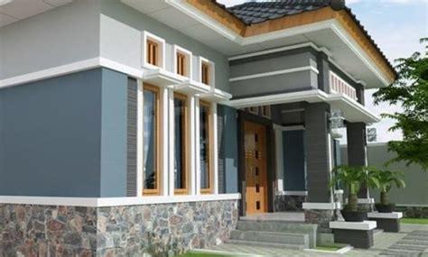 desain teras rumah minimalis  rumah indah