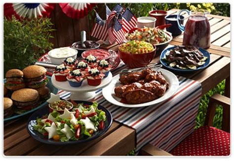 Backyard Bbq With Al Today Show History Of Fourth Of July Foods Honest Cooking