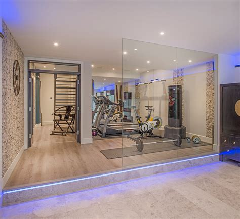 home gym lighting design at home gym decorating ideas home gym contemporary with