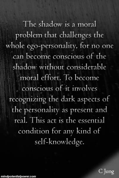 The Shadow & Accepting Your Dark Side – C Jung – Self Help