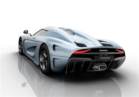 koenigsegg regera hybrid luxury sports car brand koenigsegg announces new model