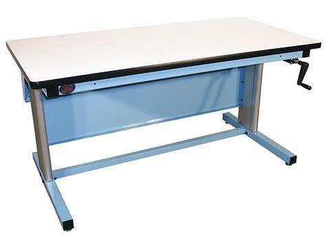 proline benches pro line workbench laminate 60 quot w 30 quot d 16d590 el6030p