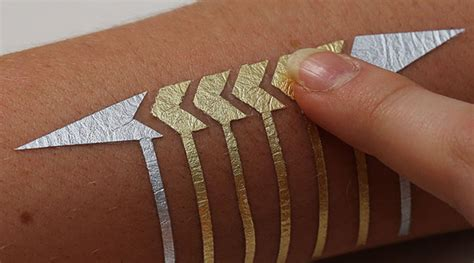 tech tattoos youtube connected ink temporary tech tattoos transform skin