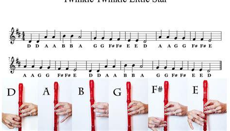 Lightly Synonym Easy Recorder Music Sheets For Kids Synonym