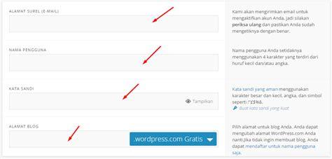 cara membuat website menggunakan wordpress ananda widitomo cara membuat website menggunakan