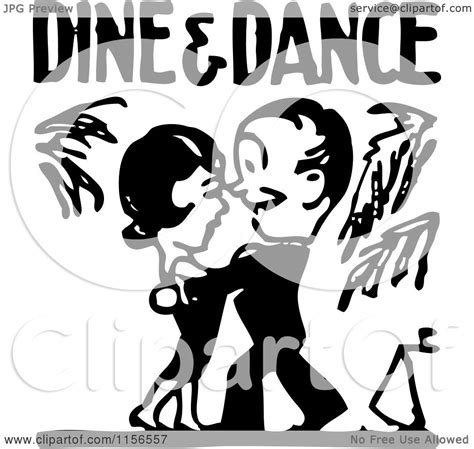 Dane And Dine Kresta Black pin vector couples silhouettes stock illustration